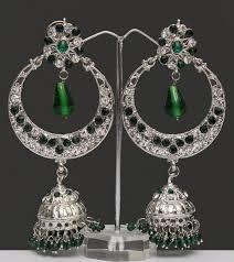 jhumki style earrings jhumki style earrings costume jewellery costume jewelry