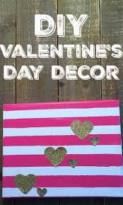 easy diy valentine u0027s day decor 2 ideas for a valentine canvas