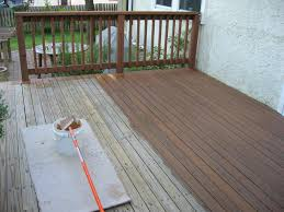 is it better to paint or stain your kitchen cabinets easy guide to staining your deck accurate home inspection