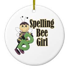spelling bee christmas tree decorations u0026 ornaments zazzle co uk