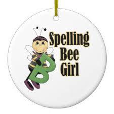 spelling bee christmas tree decorations u0026 ornaments zazzle co uk