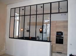cuisine atelier d artiste verrière style atelier d artiste industriel cuisine lille