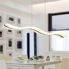 aliexpress com buy led modern chandeliers for kitchen light