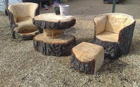 tables made from logs unique furniture made from tree stumps and logs tree stump