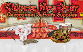 New Year Decorations Ideas Party by Chinese New Year Decorations U0026 Party Supplies Partycheap