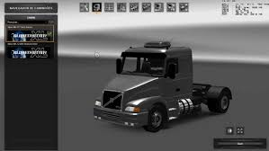 white volvo truck brazilian volvo trucks pack v1 4 1 ets2 ets2 mod