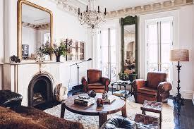 Jenna Lyons Brooklyn Brownstone  This Is Glamorous - Brownstone interior design ideas