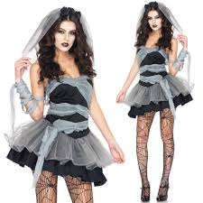 Halloween Costume Bride Cheap Halloween Costumes Bride Aliexpress