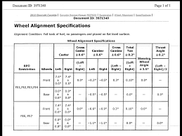 2015 corvette weight z06 alignment specs wanted