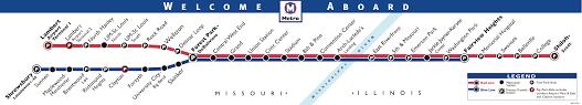 Stl Metrolink Map Webster Connection Leaders U2013 Reminders From Your Favorite