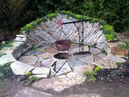 Cheap Diy Backyard Ideas Articles With Diy Fire Pit Ideas Cheap Tag Mesmerizing Building