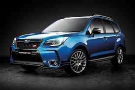 rally subaru forester subaru launches hotter sti tuned forester ts priced at 54 990