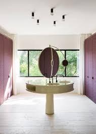1930 S Bathroom by 1930s Villa Kaplansky In Antwerp Belgium Restored By B