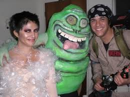 Bubble Wrap Halloween Costume Owning Nuclear Accelerator Ghostbusters Fans
