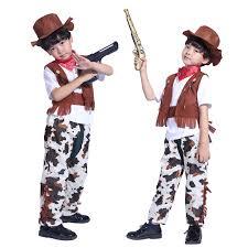 Halloween Costumes Cowboy Cheap Cowboy Halloween Costume Aliexpress
