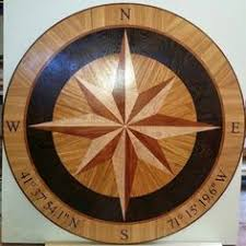 wood compass wall images of wood floors with a compass incorporated 36 floor
