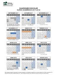 Calendario Diciembre 2018 Calendario Escolar Bachillerato Santa María Logroño La Rioja