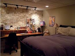 Unfinished Basement Bedroom And Unfinished Basement Decorating - Basement bedroom ideas