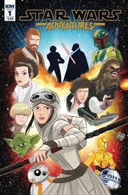 idw reveals creative teams and rey centric opening story for star