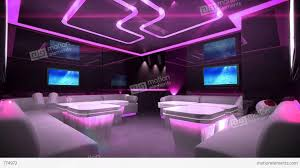 Light Cyber Cyber Room Led Light And Flare Stock Animation 774972