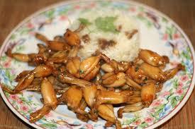 cuisiner les cuisses de grenouilles cuisses de grenouilles sautées à la cambodgienne amafacon