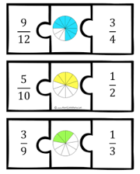 free counting money puzzle set