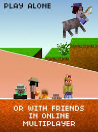 block heads apk the blockheads apk free adventure for android