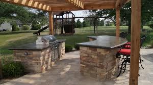 100 rustic outdoor kitchen ideas chimney gray mats outdoor