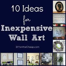 cheap wall decoration ideas wonderful best 25 wall decor ideas on
