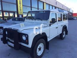 used land rover defender 110 for sale used land rover defender cars spain