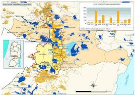 Jerusalem World Map by Jerusalem The Strangulation Of The Arab Palestinian City U2013 Poica
