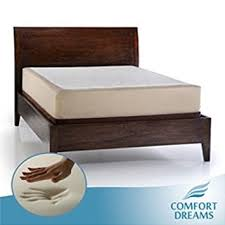 amazon com comfort dreams select a firmness 11 inch queen size