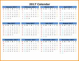 6 make your own calendar 2017 abstract sample