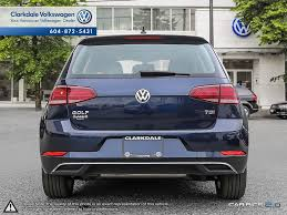volkswagen golf blue new 2018 volkswagen golf n a in vancouver bc n017513