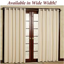 Country Curtains Door Panels by Decorating Wonderful Room Darkening Curtains For Home Decoration