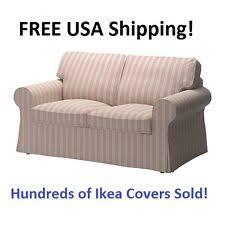 Blue And White Striped Slipcovers Ikea Striped Slipcovers Ebay