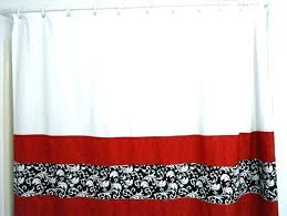 black and red curtains for bedroom red black and white bedroom black and red curtains black and white nursery with red curtains red