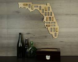 florida wine cork map wine cork display wine cork