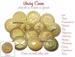 arras para boda gold unity coins