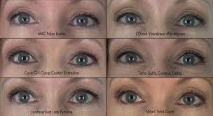 How To Curl Your Eyelashes Testing Mascara Jordana Tarte Covergirl L U0027oreal Mac Milani
