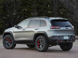 moab jeep concept 2014 moab jeep cherokee concepts