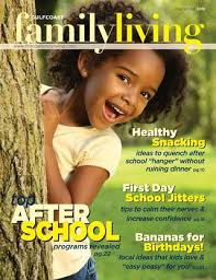 Family Living Magazine Back to School 2018 by Nuovo Bride  Family