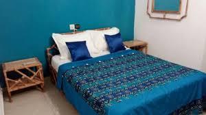 la chambre en direct airbnb lome ou réservez en direct la chambre bleue de la villa caliendi