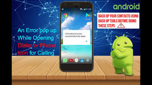 unfortunately the process android phone has stopped how to fix unfortunately the process android phone has
