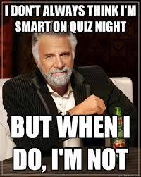 Meme Quiz - don t forget quiz night tonight molly malone s amsterdam facebook