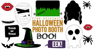 halloween photo booth props printable pdf free printable halloween photo booth paper trail design