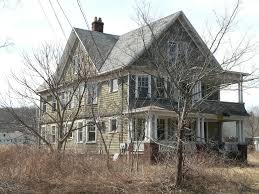 abandoned house woodbridge ct imagine it as a singe family home