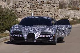 fastest bugatti new bugatti chiron teaser released prepare for the fastest hybrid