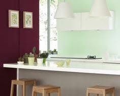 peinture verte cuisine peinture vert d eau une couleur déco pour salon et cuisine