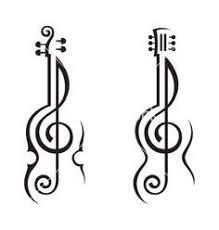 Guitar Tattoo Designs Ideas 64 Best Guitar Tattoo Ideas Images On Pinterest Drawings Music